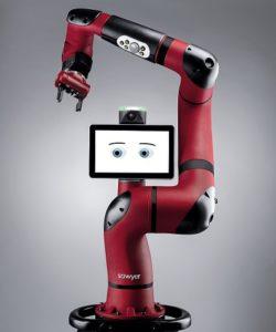 Sawyer kollaboratív robot