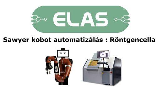 Kobot automatizálás x-ray